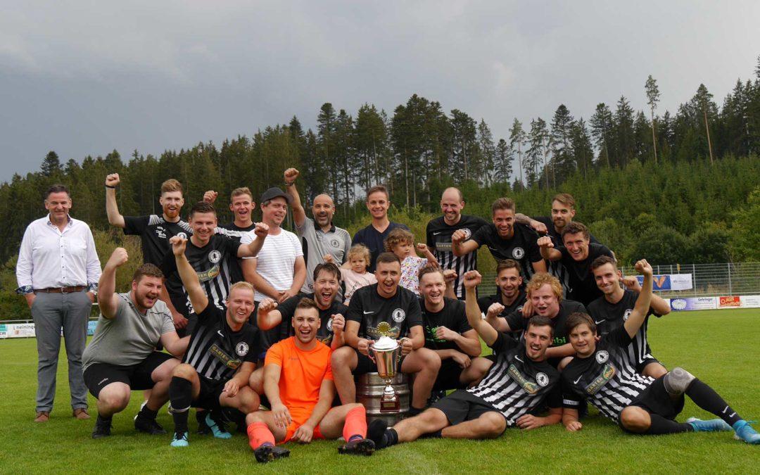 FC Tannheim gewinnt Schenkenbachpokal