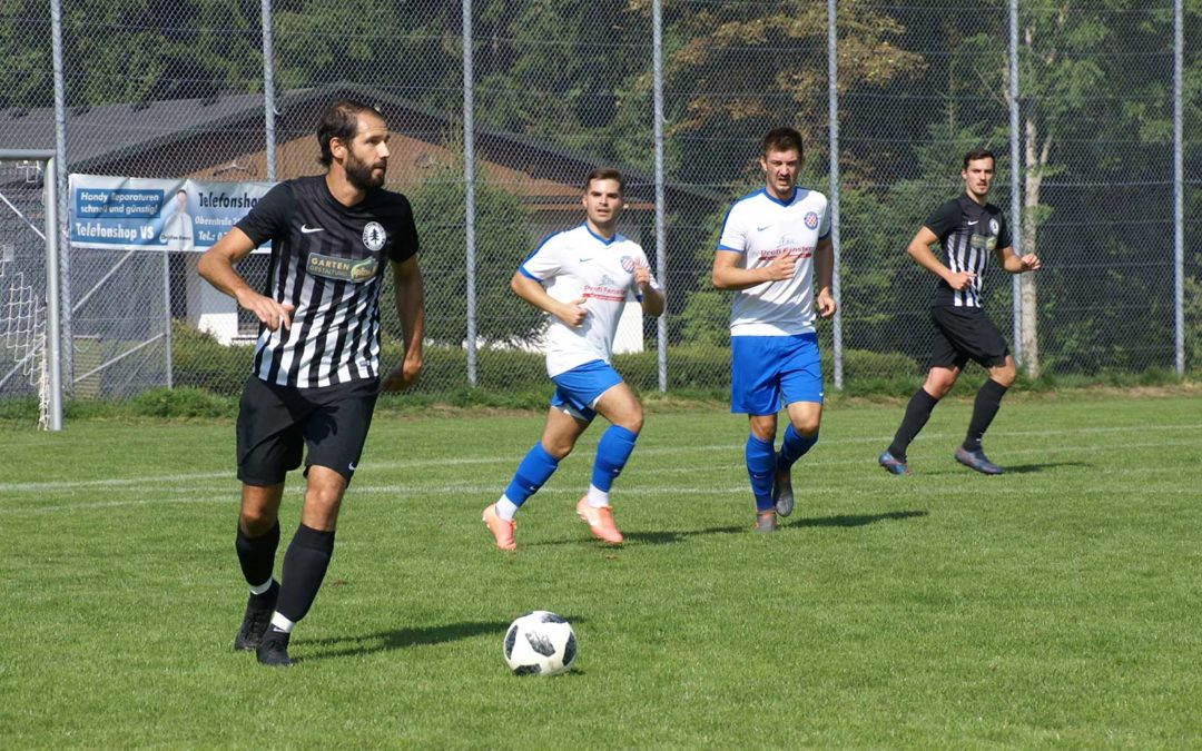 Arbeitssieg gegen NK Hajduk Villingen