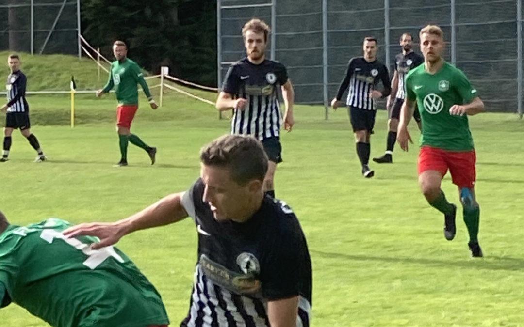 Christian Scheu wird erneut zum Matchwinner