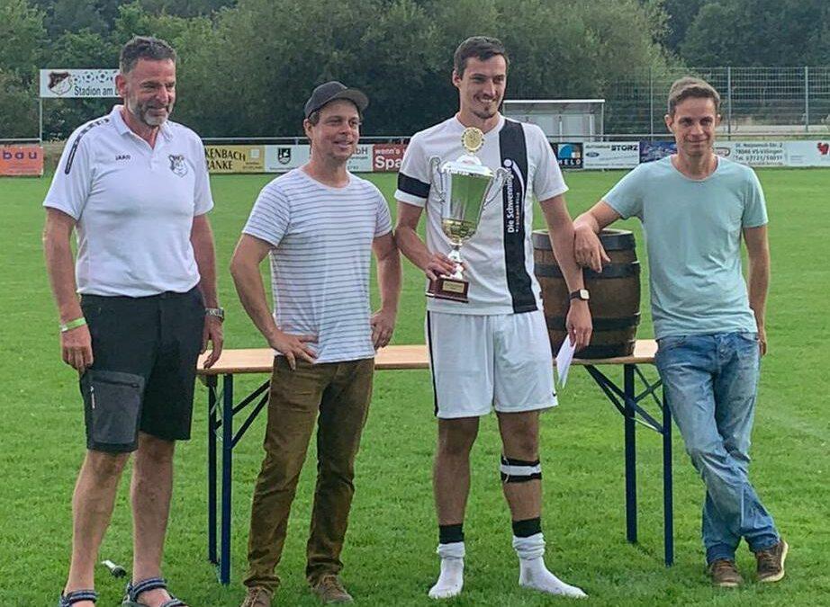 Pokal in Wolterdingen erfolgreich verteidigt
